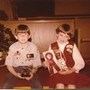 1982 Deron 10 and Kristen 7 VanDeventer