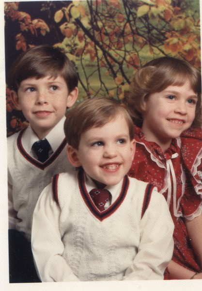1982 Deron Kevin and Kristen VanDeventer