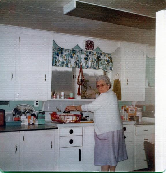 1980 Alice VanDeventer Newark Valley home