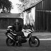 Deron bike 4 bw