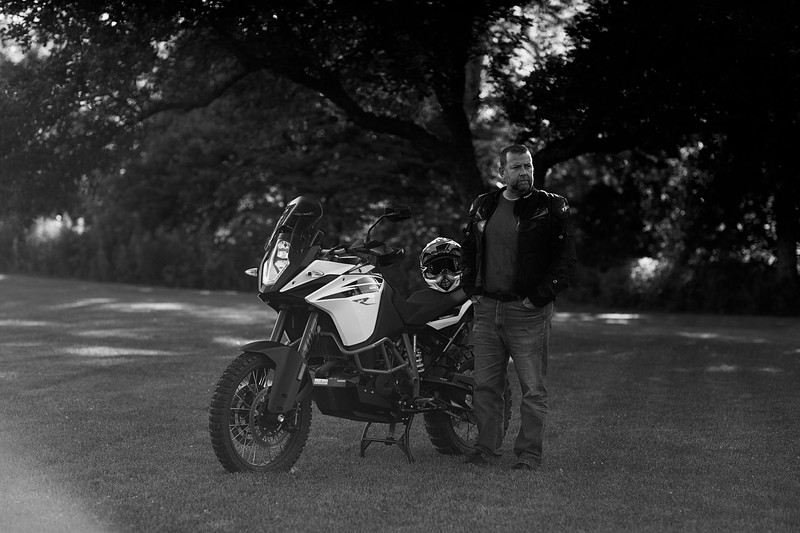 Deron bike 2 bw