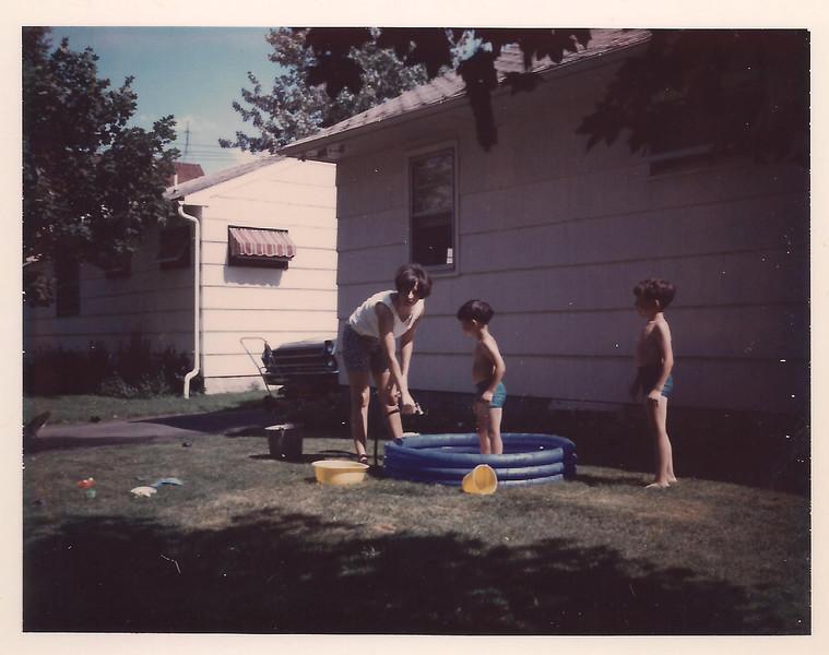 Nancy John Mike pool