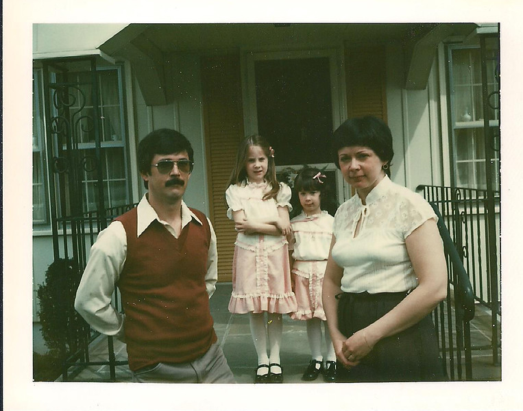 Evans Easter 1981