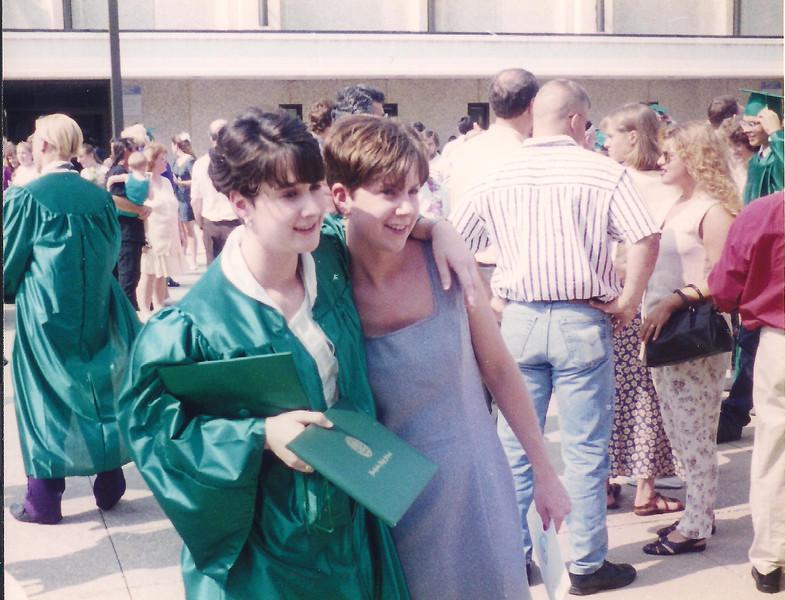 Megan graduation 2