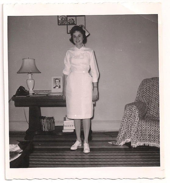 Nancy Nurse Uniform