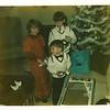 Kristen Deron Kevin Christmas 1981