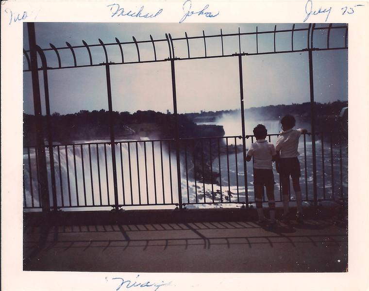 John Mike Niagara Falls