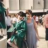 Megan graduation 1
