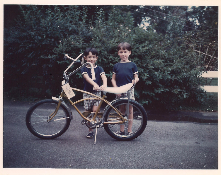 John Mike bike