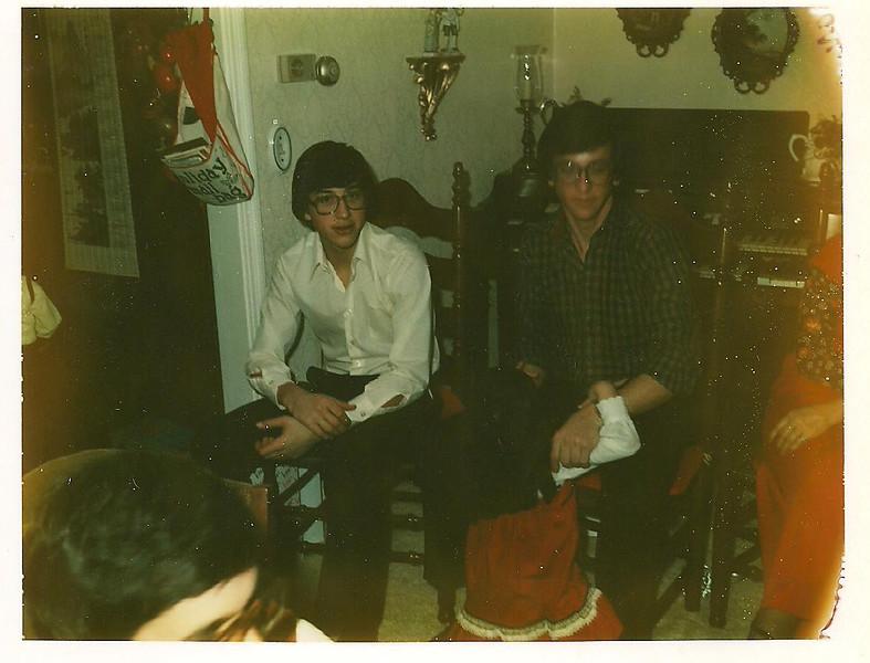 John Mike Christmas 1981