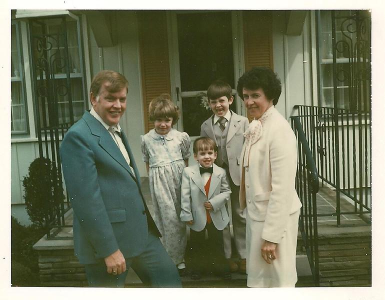 VanDeventer Easter 1981