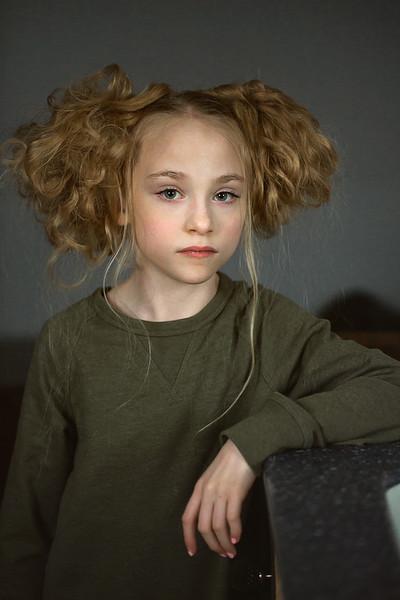 Ruby Kristen Rice hair