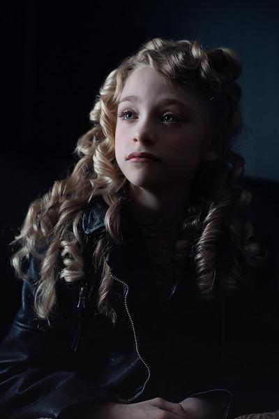 Ruby Kristen Rice curls