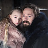 Ruby James Father Daughter Kristen Rice Vikings 2