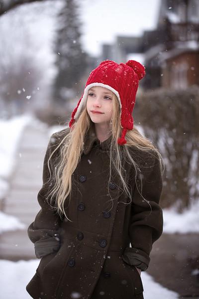 Ruby red hat KRisten Rice