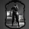 Kristen Rice mirror 2020 bw