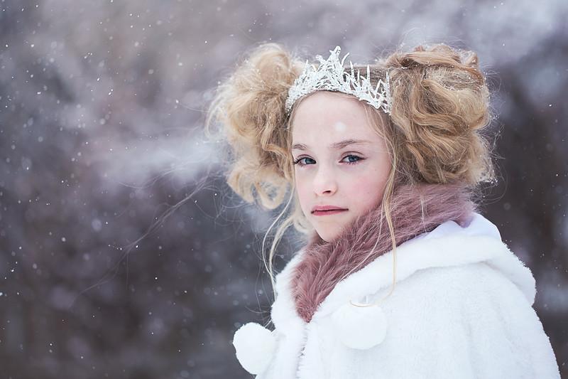Ruby ice crown in snow Kristen Rice crop 2