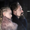 Ruby James Father Daughter KRisten Rice Vikings