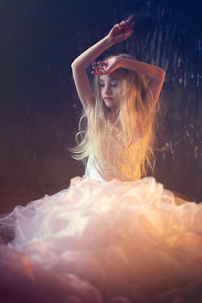 Ruby Kristen Rice white dress