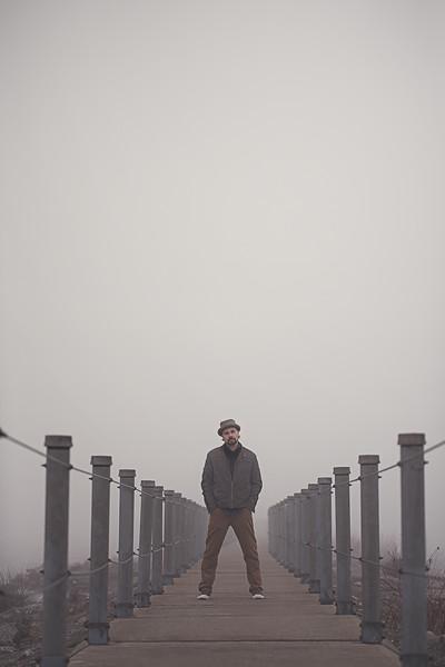 James fog