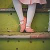 ballerina toes