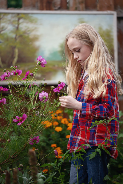 Ruby fall garden 2018