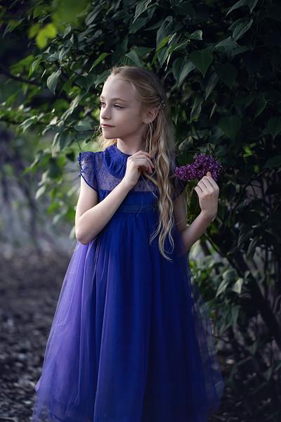 Ruby Lilac Kristen Rice
