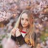 Ruby Cherry blossom Kristen Rice