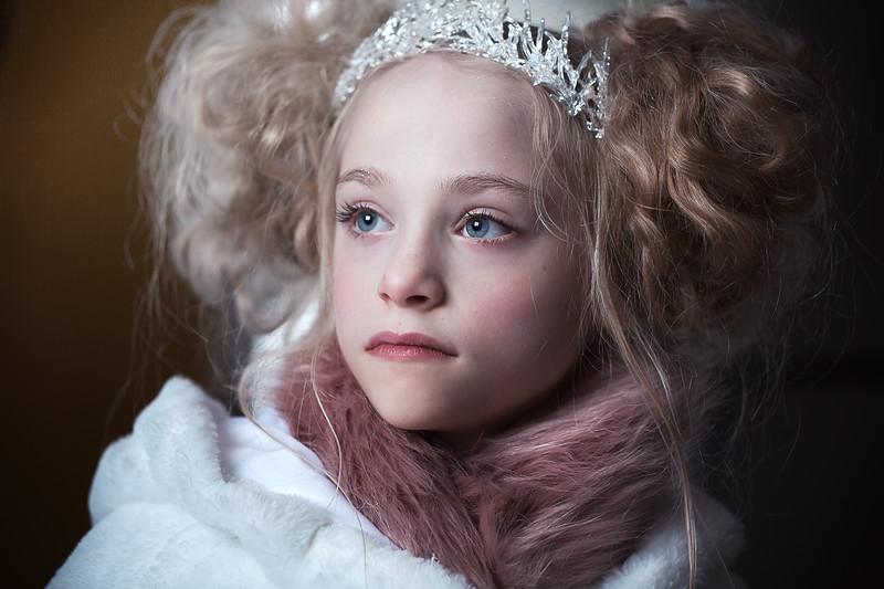 Ruby ice crown Kristen Rice