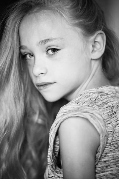 Ruby BW Kristen Rice