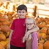 Levi Ruby pumpkins