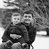 Levi Jadon Christmas 2016 bw