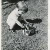 Robert VanDeventer and kittens