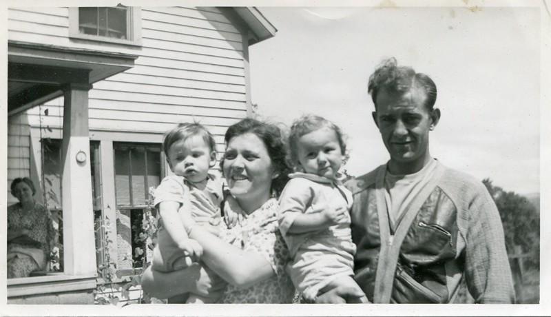 1940 Robert Alice VanDeventer Floyd Kame