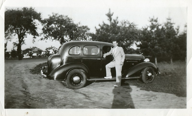 Francis 1935 Chevy