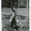 Robert on swing