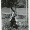 Robert on swing