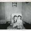 Marlene and Bobby K at Salamanca NY March 1949