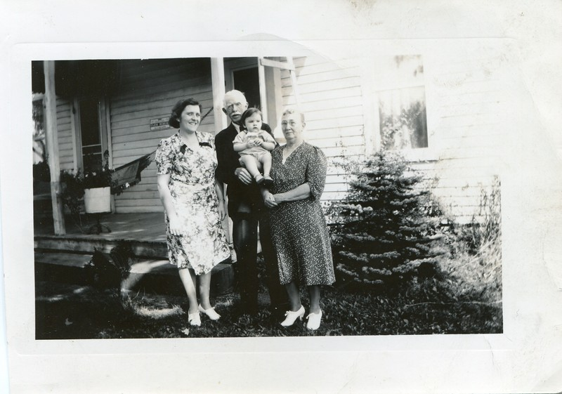Alice Edwin Robert and Ruth VanDeventer