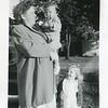 1948 Alice Carol and Bobby Kauffman at Salamanca October 3
