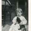 1940 Robert and kitten  401