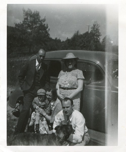 Francis Alice and Robert VanDeventer