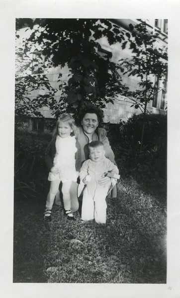1948 Alice Carol and Bobby Kauffman