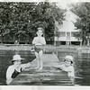 Owasco Lake Alice and Robert VanDeventer and Flossie Ritcher