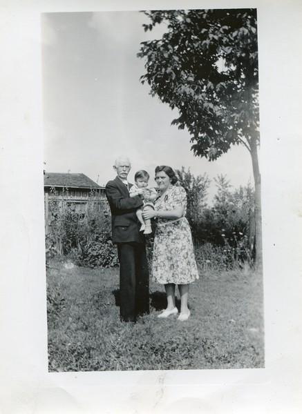 Edwin Robert and Alice VanDeventer