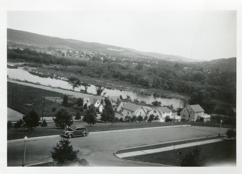 1942 View from Ideal Hospital 3