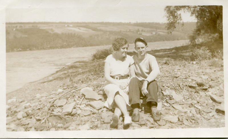 1934 Alice and Francis VanDeventer