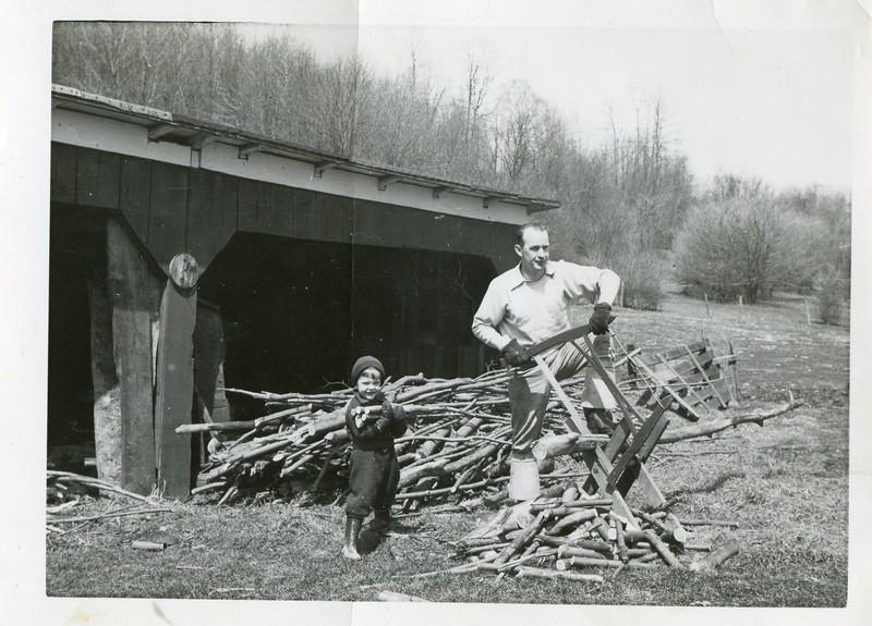 1942 Robert and Francis VanDeventer