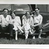 Jack Joslin Alice VanDeventer John and Helen Pellett early 30's