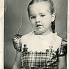 Marlene VanDeventer 5 years old in Kindergarten